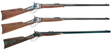 1874 Sharps Rifle Collection
