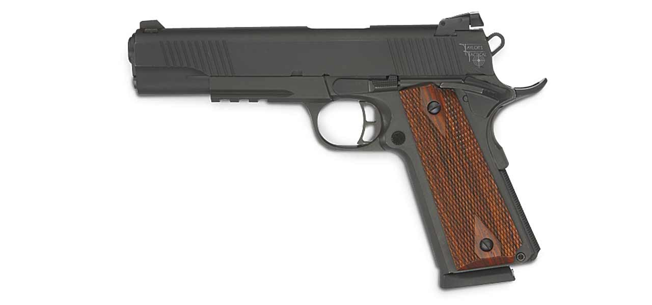 1911 Black Rock Series