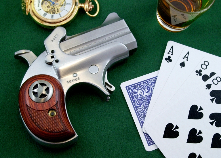 Bond Arms - Cartridge Revolvers - Hand Guns
