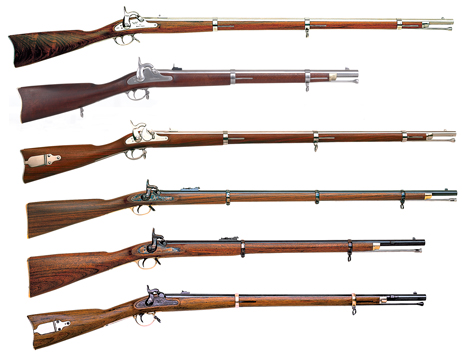 Chiappa Civil War Muskets