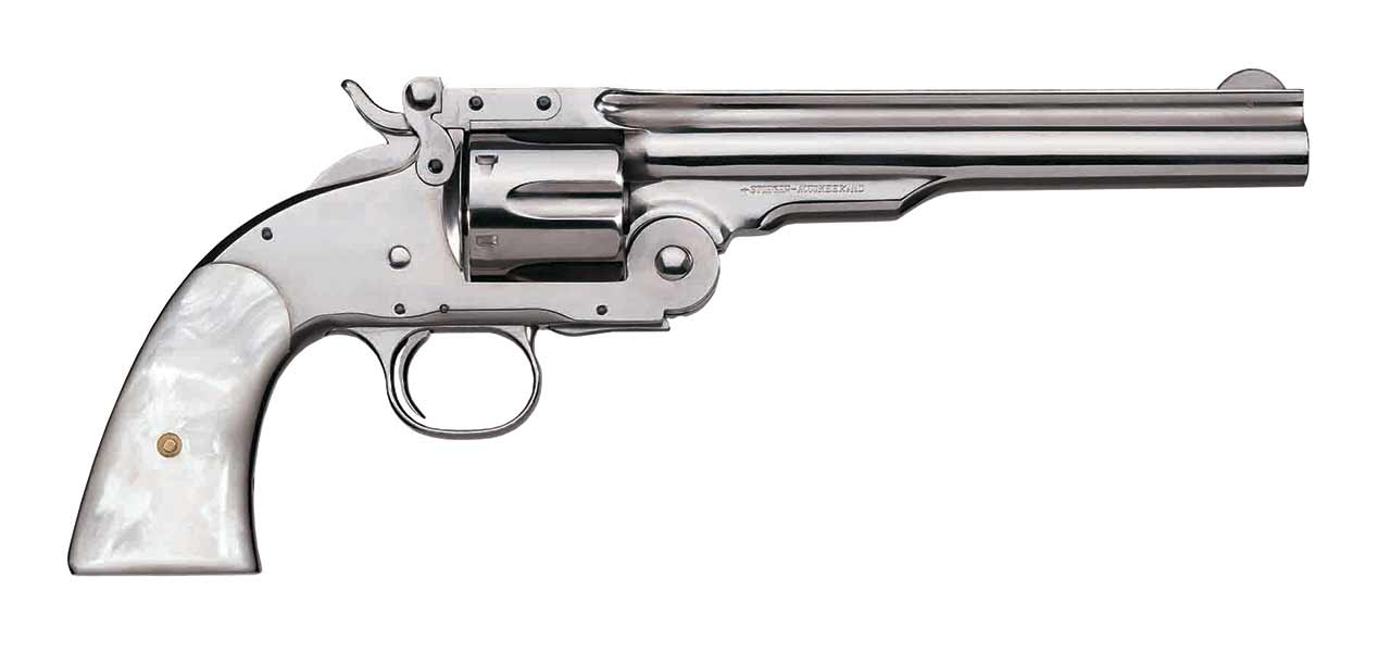 Top-Break Revolvers