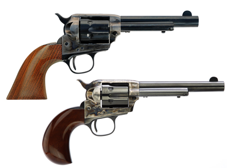 Stallion Compact .22 and .38 Caliber Revolvers