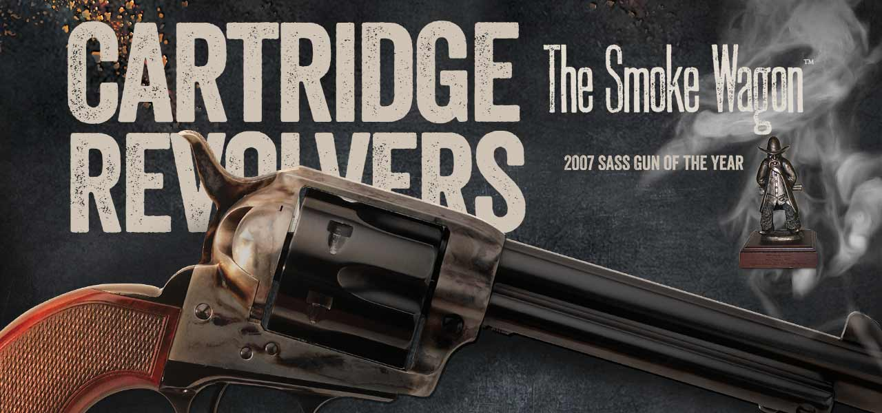 Cartridge Revolvers