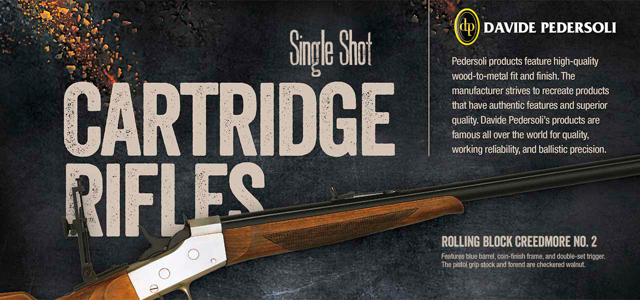 Single Shot Rifles