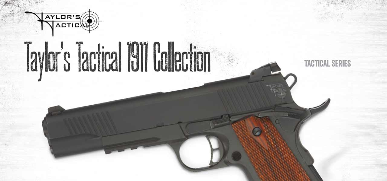 Tactical 1911 Series